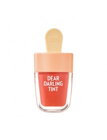 [ETUDE HOUSE] Dear Darling Water Gel Tint - 4.5g #OR205 Apricot Red