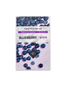 [ETUDE HOUSE] 0.2 Air Mask - 1pcs #Blueberry