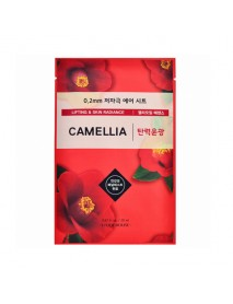 [ETUDE HOUSE] 0.2 Air Mask - 1pcs #Camellia