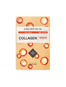 [ETUDE HOUSE_50% Sale] 0.2 Air Mask - 1pcs #Collagen