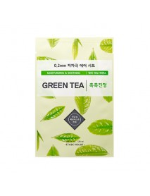 [ETUDE HOUSE] 0.2 Air Mask - 1pcs #Green Tea