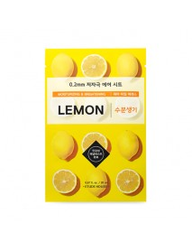 [ETUDE HOUSE] 0.2 Air Mask - 1pcs #Lemon