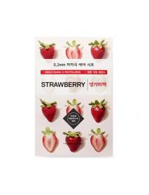 [ETUDE HOUSE] 0.2 Air Mask - 1pcs #Strawberry
