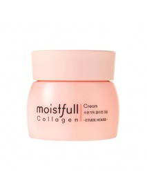 [ETUDE HOUSE_50% Sale] Moistfull Collagen Cream (Renewal) - 75ml