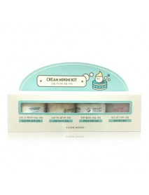 [ETUDE HOUSE_SP] Cream Minimi Kit - 1Pack(4pcs)