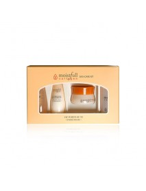 [ETUDE HOUSE_SP] Moistfull Collagen Skin Care Sample Kit - 1Pack(4pcs)