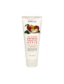 [FARM STAY] All In One Whitening Peeling Gel - 180ml #Apple