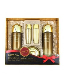 [FARM STAY] Escargot Noblesse Intensive Skin Care 3 Set - 1Pack (5items)