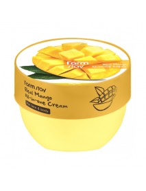 [FARM STAY] Real Mango All-In-One Cream For Face & Body - 300ml