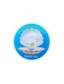 [FARM STAY] White Pearl Hydrogel Eye Patch - 90g (60pcs)