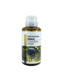 [FARM STAY] Pure Natural Snail Cleansing Water - 500ml