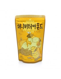 [GILIM] Honey Butter Almond - 1Pack (250g)