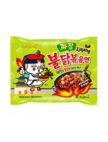 [SAMYANG] Jjajang Buldak Fire Fried Chicken Spicy Noodle - 1Pack