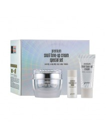 [GOODAL] Premium Snail Tone-Up Cream Special Set - 1Pack (3items)