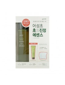 [GOODAL] Houttuynia Cordata Calming Essence Set - 1Pack (3items)