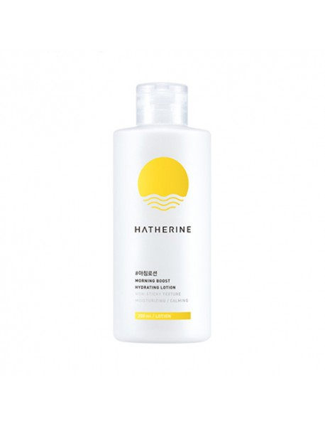 [HATHERINE] Morning Boost Hydrating Lotion - 200ml