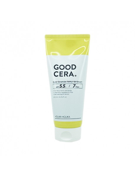[HOLIKA HOLIKA_BS] Good Cera Super Ceramide Family Oil Cream - 200ml