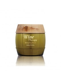 [HOLIKA HOLIKA_SE] Wine Therapy Sleeping Mask (White Wine) - 120ml (EXP:2021.06)
