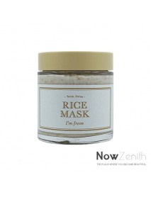 [IM FROM] Rice Mask - 110g