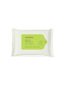 [INNISFREE] Apple Seed Cleansing Tissue - 1pack (15pcs)