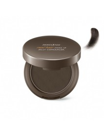 [INNISFREE] Real Hair Make Up Jelly Concealer - 9.5g #1 Black