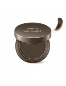 [INNISFREE] Real Hair Make Up Jelly Concealer - 9.5g #2 Espresso Brown