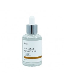 [IUNIK x 10] Black Snail Restore Serum - 50ml
