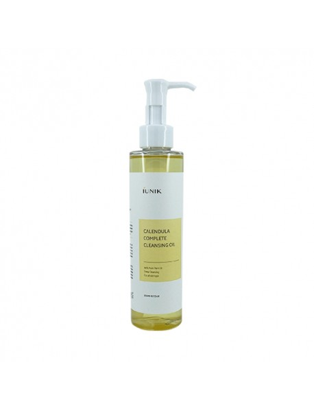 [IUNIK] Calendula Complete Cleansing Oil - 200ml