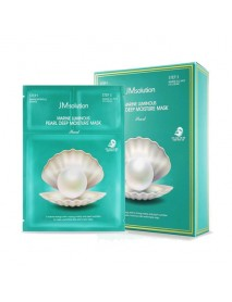 [JM SOLUTION] Marine Luminous Pearl Deep Moisture Mask - 1Pack(10ea)