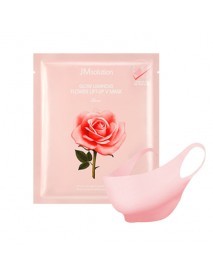 [JM SOLUTION] Glow Luminous Flower Lift-Up V Mask Rose - 1Pack (10ea)