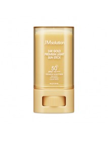 [JM SOLUTION] 24K Gold Premium Light Sun Stick - 20g (SPF50+ PA++++)