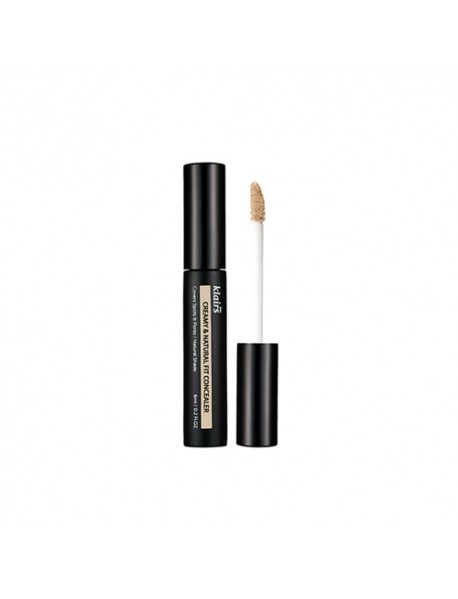 [KLAIRS] Creamy & Natural Fit Concealer - 6ml
