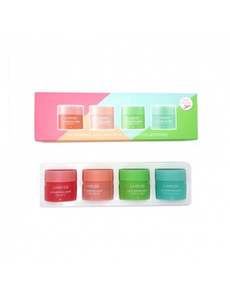[LANEIGE] Lip Sleeping Mask Mini Kit - 1Pack (8g x 4ea)