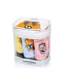 [LG CARE] Kakao Friends Travel Kit - 1Pack (5items)