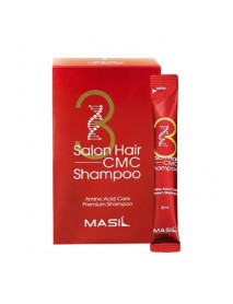 [MASIL] 3 Salon Hair CMC Shampoo - 1Pack (8ml x 20ea)