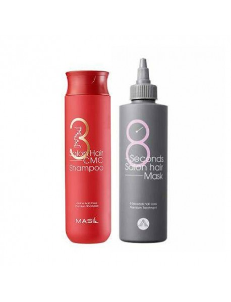 [MASIL] Salon Hair Set - 1Pack (300ml+200ml)