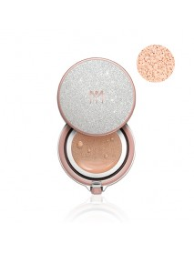 [MAY ISLAND] Audrey Diapearl Cushion - 15g (SPF50+ PA++++) #13 Light Beige