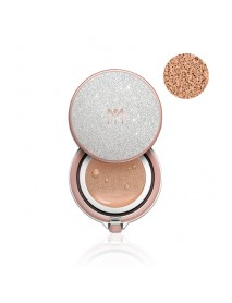 [MAY ISLAND] Audrey Diapearl Cushion - 15g (SPF50+ PA++++) #23 Sand Beige