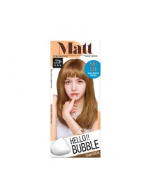[MISE EN SCENE] Hello Bubble Foam Color - 1Pack #8MG Matt Gold