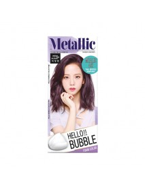 [MISE EN SCENE] Hello Bubble Foam Color - 1Pack #7MA Metallic Ash