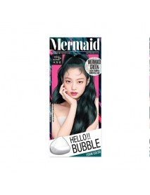 [MISE EN SCENE] Hello Bubble Foam Color - 1Pack #4GN Mermaid Green