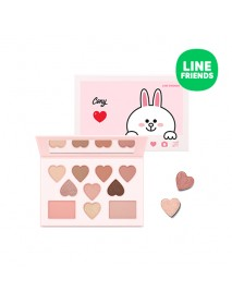 [MISSHA] Line Friends Edition Color Filter Shadow Palette (Pitapatting Cony) - 15g
