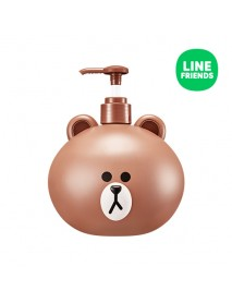 [MISSHA] Line Friends Edition Hand & Body Lotion [Moringa] - 600ml