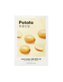 [MISSHA_50% Sale] Airy Fit Sheet Mask - 1pcs #Potato