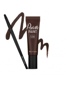 [MISSHA] Palette Paint Liner - 6g #Brown