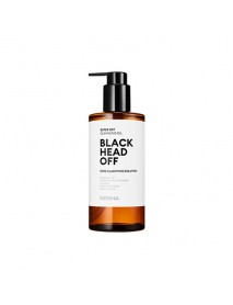 [MISSHA] Super Off Cleansing Oil - 305ml #Blackhead Off