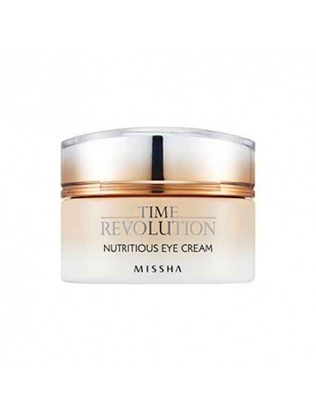 [MISSHA] Time Revolution Nutritious Eye Cream - 25ml
