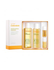 [MISSHA] Su:nhada Calendula pH 5.5 Soothing Special Set - 1Pack (4items)