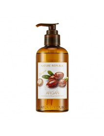 [NATURE REPUBLIC_50% Sale] Argan Essential Deep Care Shampoo - 300ml