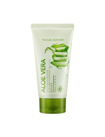 [NATURE REPUBLIC] Soothing & Moisture Aloe Vera Gel Foam - 150ml
